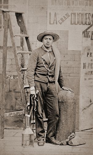 Mexican Night Watchman   Flickr - Photo Sharing!