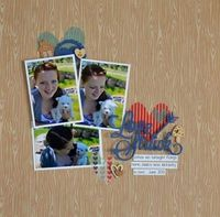A Project by seppa from our Scrapbooking Gallery originally submitted 01/13/14 at 09:45 AM