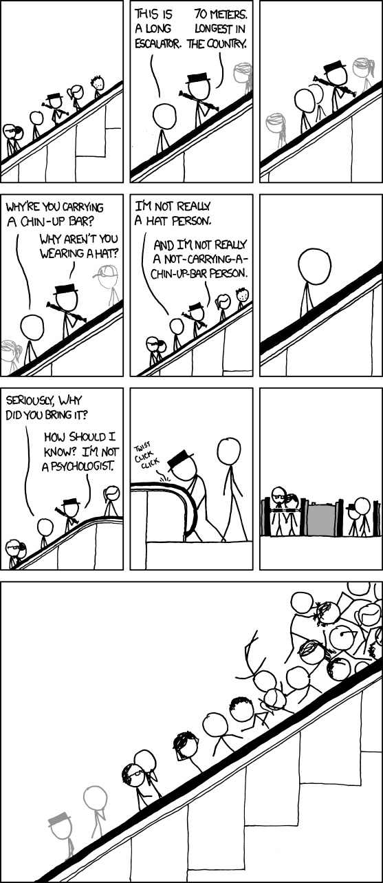 7b27134c78b9a4d37d60b340c574a933 chin up escalator 14 best xkcd images on pinterest infographics, charts and astronomy xkcd wiring diagram at fashall.co
