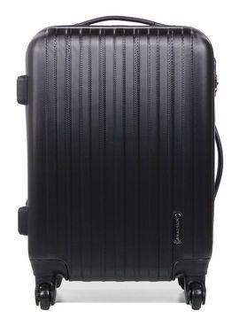Valise cabine rigide Paris 55 cm Noir