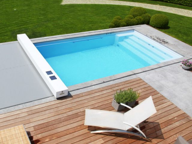 21 best images about swimming pool covers on pinterest for Abrisud pool covers