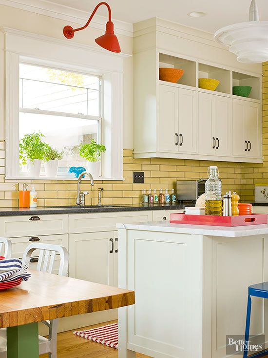 Creative Backsplash Ideas Backsplash For White Cabinets