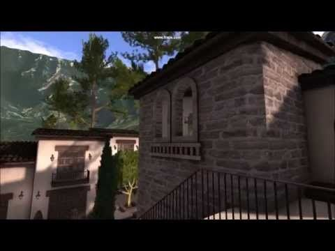 Toscan Villa by MsRodenberger - YouTube
