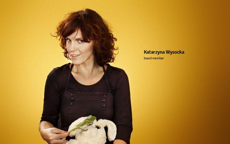 Katarzyna Wysocka board member