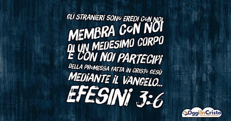 Il mistero di Cristo è stato svelato anche a te... Leggi e lo scoprirai.