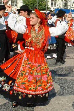 Portuguese Dance, Escola Superior de Danca