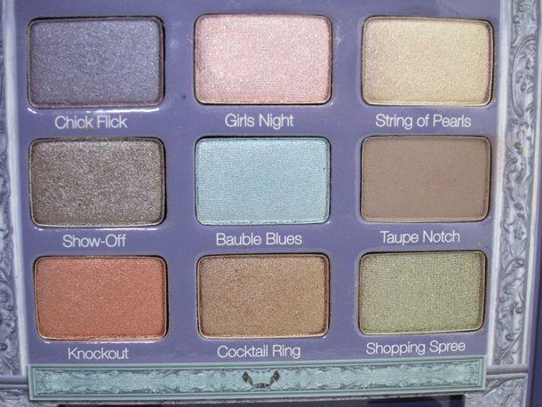 Prestige Cosmetics Vanity Flair Eyeshadow Palette