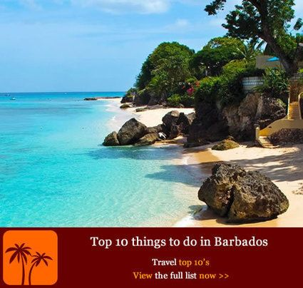 Top Things To Do In Barbados Barbados Caribbean And Surf Travel - 10 things to see and do in barbados