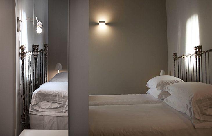 Unsere Zimmer, Eleganz und Ruhe.