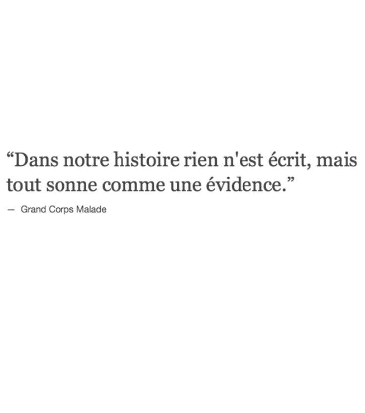 Tellement vrai pour Nous...❤️