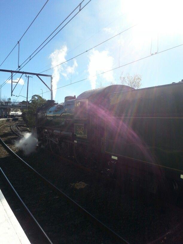 Steam Train Winter Magic Festival