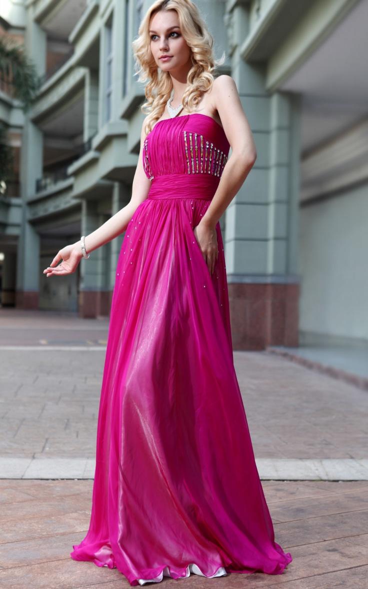 Mejores 203 imágenes de prom dresses en Pinterest | Vestido de bodas ...