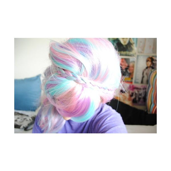 Cotton Candy Blue Hair: 90 Best Images About Addicted To Hair Dye On Pinterest