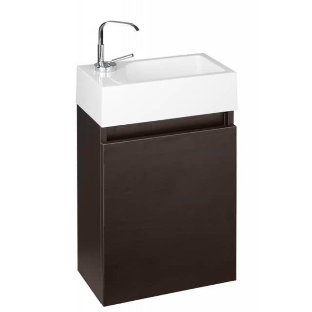 Waschbeckenunterschrank Klein G舖te Wc