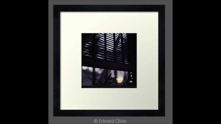Edward Olive analog photo designs on Redbubble framed fine art prints