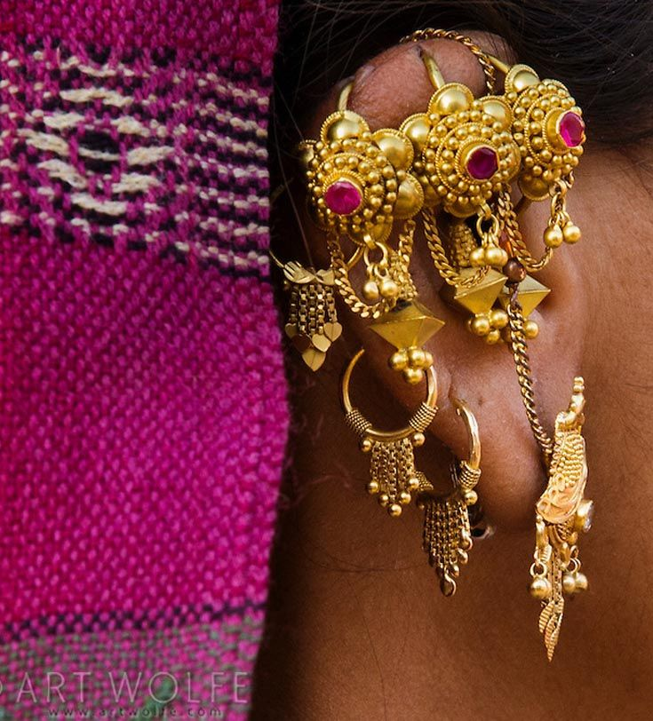 India | Details; Kutch | ©Art Wolfe
