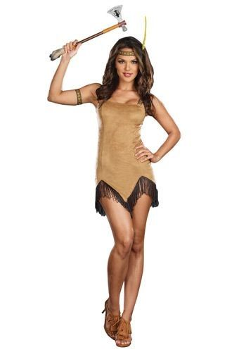 plain indian costume. this would be a great costume to make your own. add whatever you'd like to make it one of a kind.