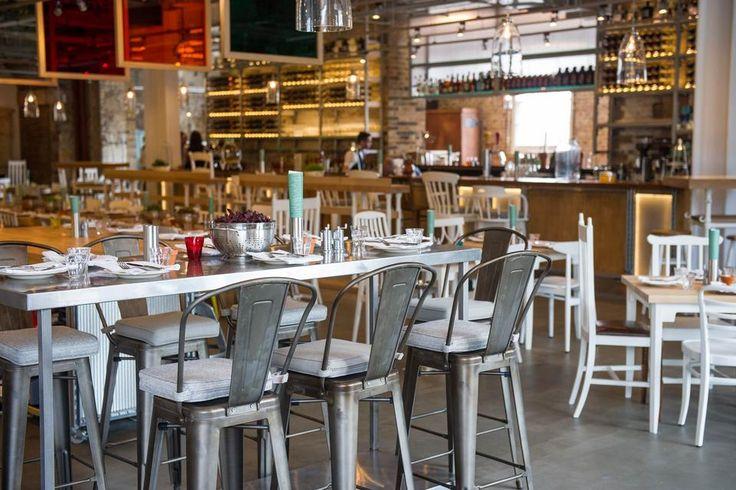 Grain Store - King's Cross, London, UK - Restaurant & Bar from Chef Bruno Loubet & The Zetter