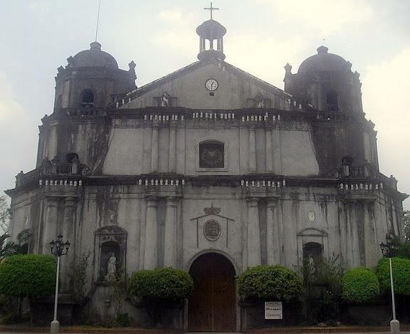 Metropolitan cathedral in Naga City, PH
