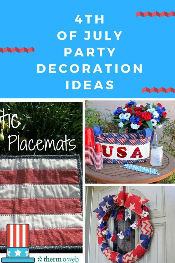 1000 ideas about labor day decorations on pinterest for 4th of july party decoration