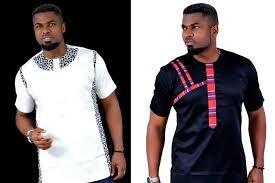 Image result for men african shirts