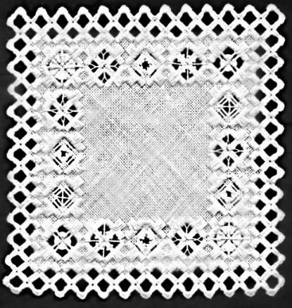 JMD Designs Home - Janet M. Davies - New Zealand - Free Hardanger Tutorial - Needlework, Quilting and Applique