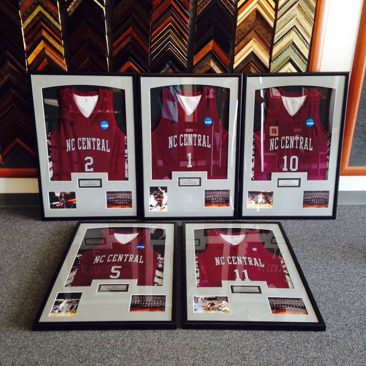 13 best Jersey and Sports Framing - Fastframe of Durham. images on ...