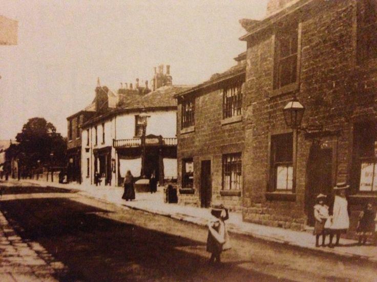 Horbury village in Wakefield Ossett