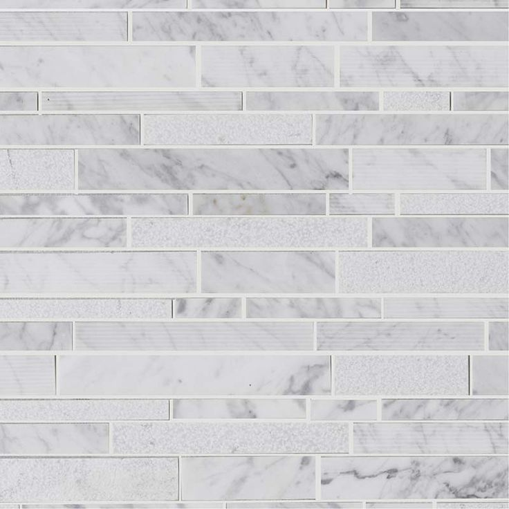 17 meilleures id es propos de carrelage marbre sur pinterest mosa que en marbre texture - Mosaique salle de bain blanche ...