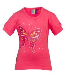 LOAP Dívčí tričko POULA J53J
