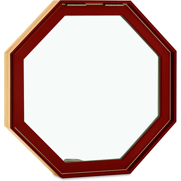 Octagon and Shaped Windows | Marvin Windows - Master bath