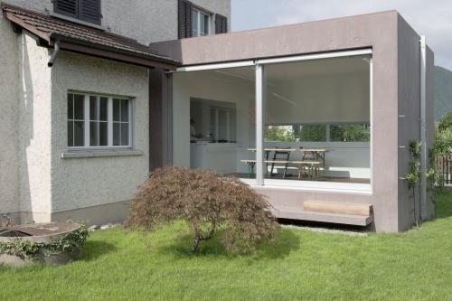 Architektur Max Müller - Baden - Architekten | Um- und Anbau Wohnhaus