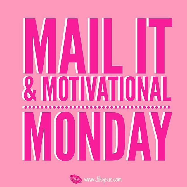 Every day to stay organized in Direct Sales, choose specific tasks on those days. Today is my Mail it and motivational Monday!! ⭐️ Mail catalogs and postcards ⭐️ Motivational posts on team pages ⭐️ Private messages to team members cheering them on ⭐️ Lead