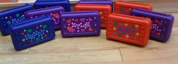 Personalized Pencil Boxes Personalized Kid by MasonAlexanderInc, $6.99