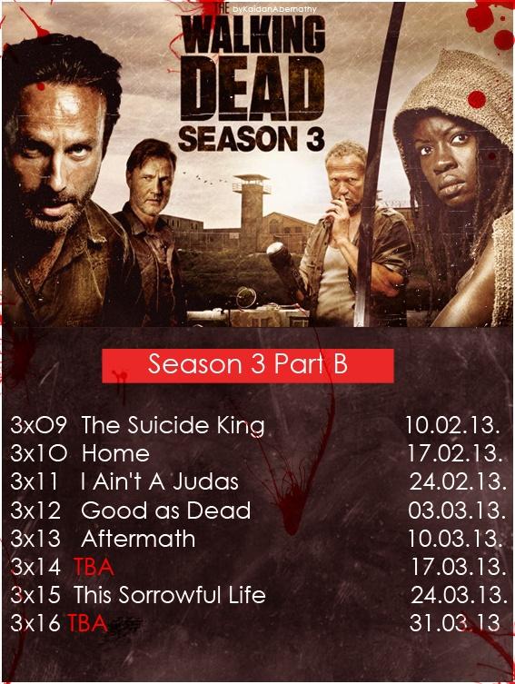 The Walking Dead, S3