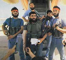 Rare photo of Imad Mughniyah, deceased prominent member of Hezbollah and the IJO. Speculated to have played a great role in many terrorist plots against the US and Israel, of which include the 1983 bombing of the US embassy in Beirut.