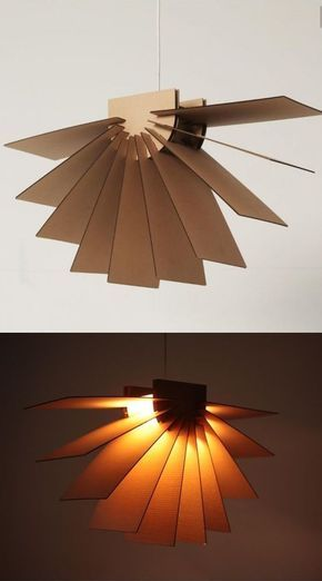 Cardboard lamp designed by Angelina Polousova | Made with lazer сarver machine | curator Arseniy Sergeyev | Hse Art And Design School | Ikea concept furniture
