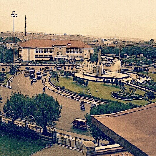 Rooftop View 2, Lawang Sewu, Semarang