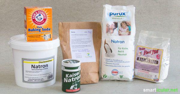 Natron online bestellen – worauf achten und was kostet es