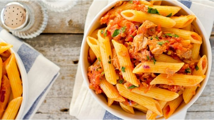 A simple pasta dish which is an easy one for the kids and can be enjoyed by the whole family...