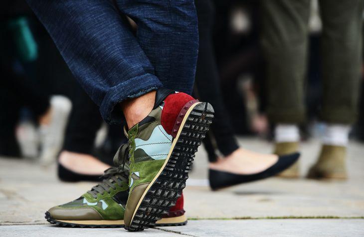 Dica it Dandy: Tendência Sneakers, Tênis + Retrô etc!!! #menswear #sneakers #trend