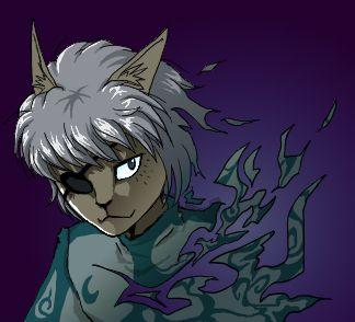 アタゴオルの住人達 ギルバルス。銀色の血と、謎めいた力を持つ男!