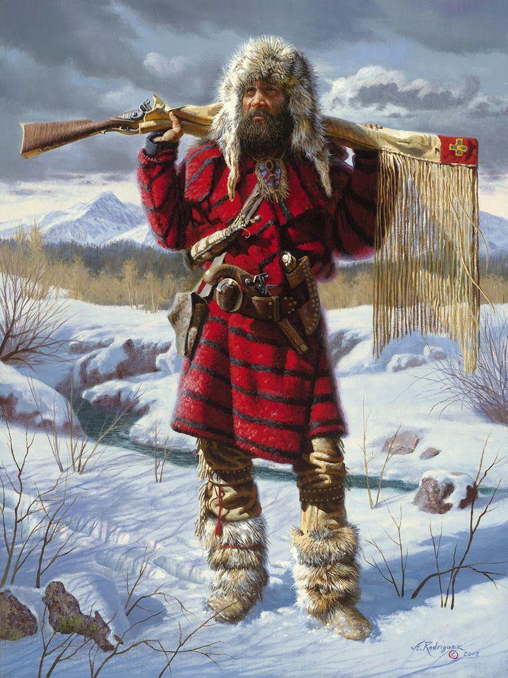 919 Best Mountain Men Images On Pinterest Native