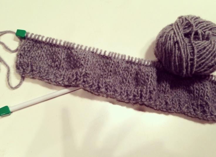 Nuovo progetto..il maglione con i gufi