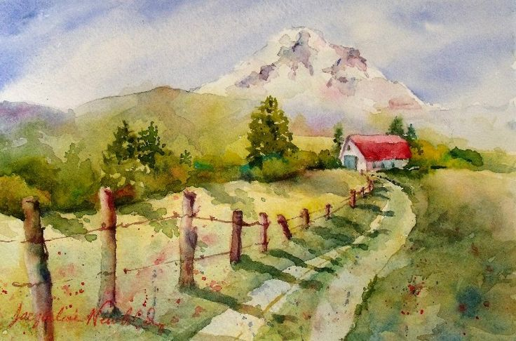 watercolor paintings | Watercolor Artists International - Contemporary Fine Art International ...