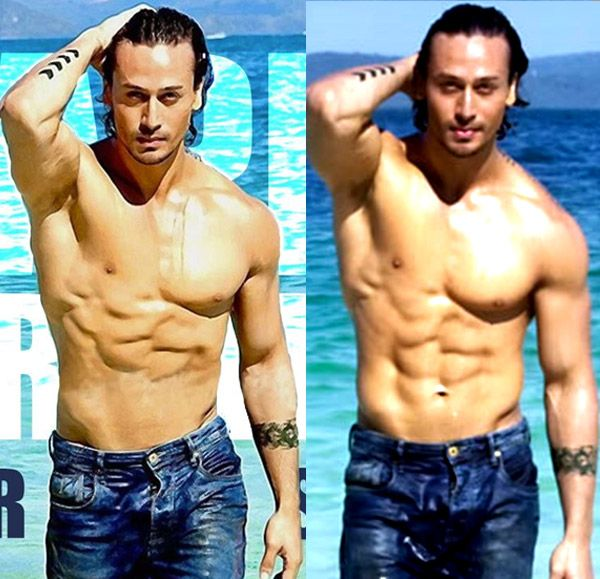 Tiger Shroff's body part goes missing, courtesy Karan Johar #FansnStars