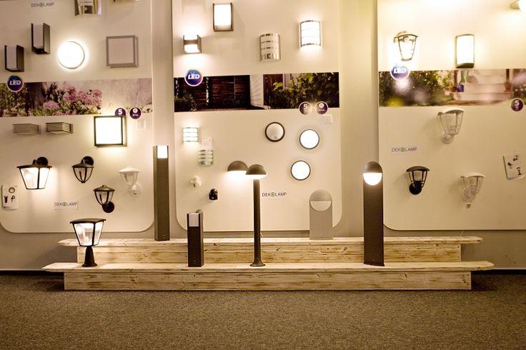 Venkovní designová světla