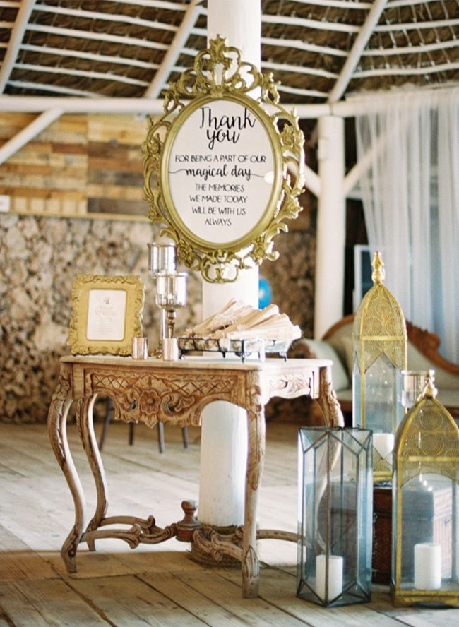Coral Beach Wedding in Punta Cana - Inspired By This