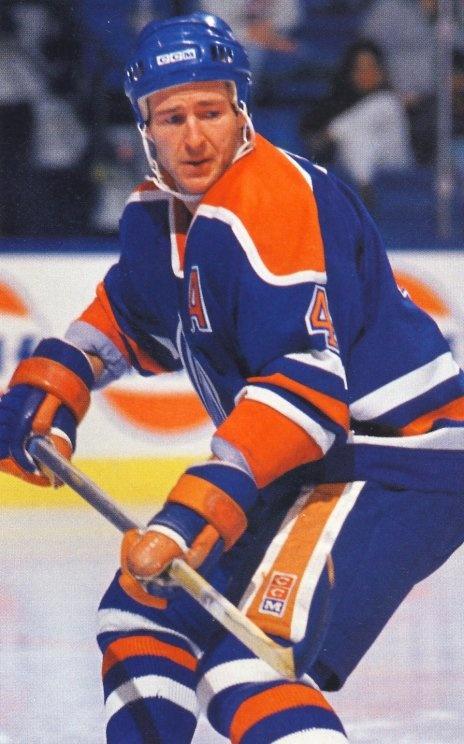 Kevin Lowe, Edmonton Oilers