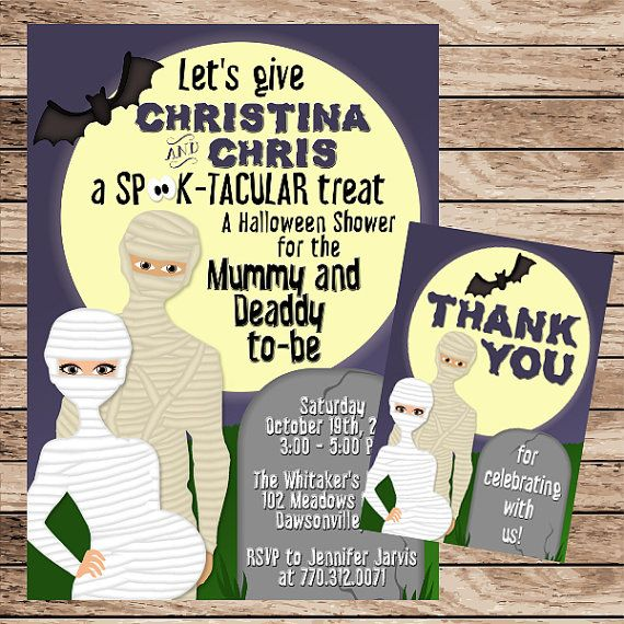 Hey, I found this really awesome Etsy listing at https://www.etsy.com/listing/161946397/deaddy-and-mummy-to-be-couples-halloween